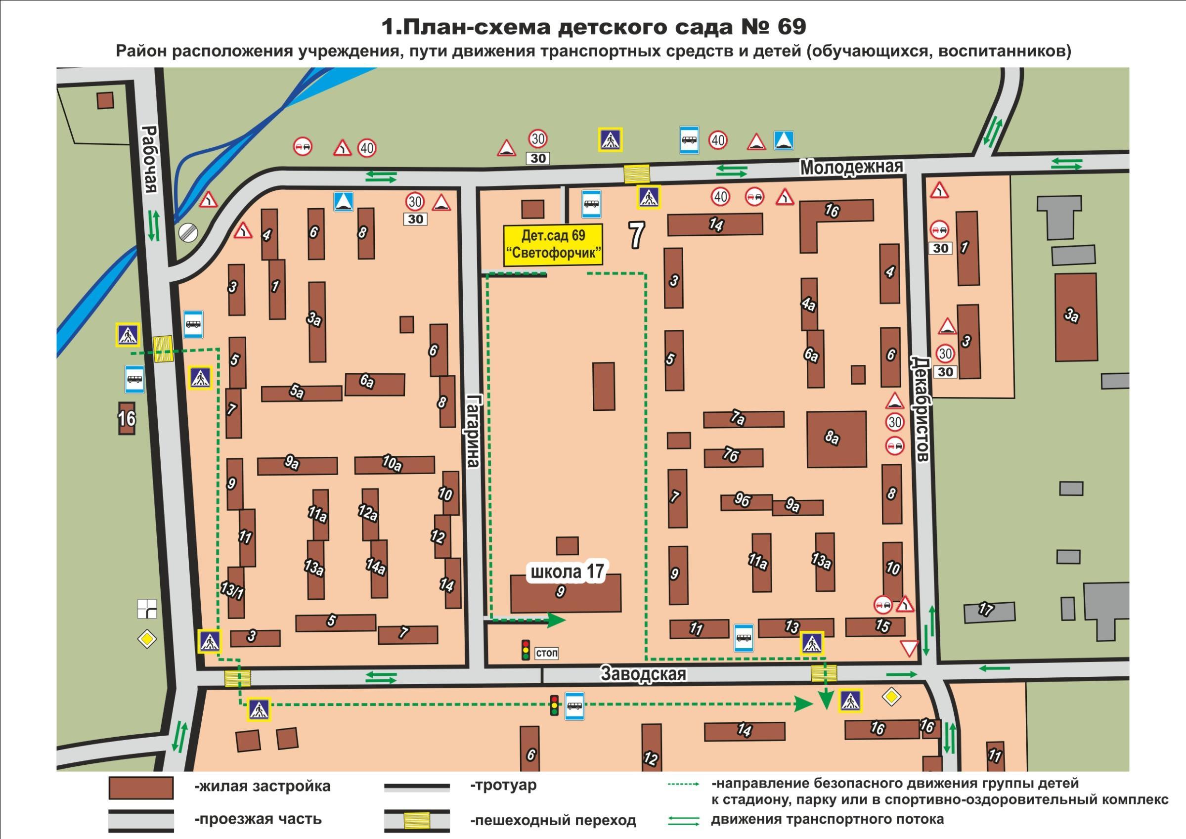 Схема план